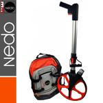 Drogomierz kołowy NEDO LIGHT 1 dm (1,0 m obwód)  z plecakiem w sklepie internetowym Infopomiar.pl