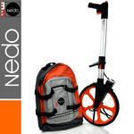 Drogomierz kołowy NEDO Professional  (1,0 m obwód)  z plecakiem w sklepie internetowym Infopomiar.pl