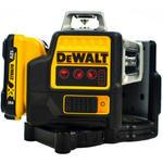 DeWALT DCE089D1R Laser Krzyżowy, poziomica 10,8V Czerwona wiązka lasera w sklepie internetowym Infopomiar.pl