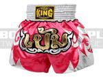 Muay-Thai - Damskie spodenki krótkie TOP KING TKTBS-084 w sklepie internetowym BOKS-SKLEP.PL