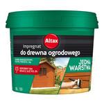 ALTAX Impregnat do drewna ogrodowego 5L brąz w sklepie internetowym Wielobranzowy.pl