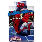 Pościel Spiderman 091 FARO rozmiar 160x200 cm w sklepie internetowym Sennyszept.pl