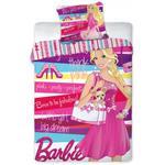 Pościel Barbie 604 FARO rozmiar 160x200 cm w sklepie internetowym Sennyszept.pl