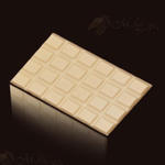 Klasyczna tabliczka - Czekolada biała 25,9% - Możesz wybrać tylko 5 dodatków Możesz wybrać tylko 5 dodatków! w sklepie internetowym M.Pelczar.pl