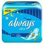 Podp. ALWAYS Ultra Night Flexi 7 szt. w sklepie internetowym AptekaWarszawa.pl