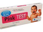 Test ciążowy PINK-TEST płytkowy 1 szt. w sklepie internetowym AptekaWarszawa.pl