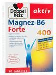 Doppelherz aktiv Magnez-B6 Forte 30 tabl. w sklepie internetowym AptekaWarszawa.pl