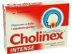 Cholinex Intense sm.miod.-cytryn.(Cholisep w sklepie internetowym AptekaWarszawa.pl
