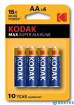 Kodak Bateria alkaiczna Kodak LR6- 4x bateria AA x-tralife w sklepie internetowym Bratex.org
