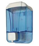 Dozownik do mydła w płynie 500 ml przezroczysty Dozownik na mydło w płynie transparentny / przezroczysty w sklepie internetowym esilver.com.pl