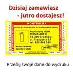Znak 15 Uwaga Substancje Żrące 225x275 PB w sklepie internetowym Fireshop.pl