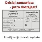 Instrukcja BHP przy ręcznych pracach transp. w sklepie internetowym Fireshop.pl