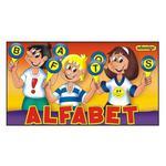 ADAMIGO GRA ALFABET 5+ w sklepie internetowym Malako.pl