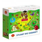 ALEXANDER GRA SYLABY DO ZABAWY 5+ w sklepie internetowym Malako.pl