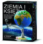 4M ZIEMIA I KSIĘŻYC ZRÓB TO SAM 8+ w sklepie internetowym Malako.pl