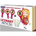 ADAMIGO LICZMANY I PATYCZKI 5+ w sklepie internetowym Malako.pl