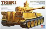 TAMIYA GERMAN TIGER I INITIAL PRODUCTION 35227 SKALA 1:35 w sklepie internetowym Malako.pl