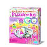4M MAGICZNE KALKOMANIE PUZDERKO 8+ w sklepie internetowym Malako.pl
