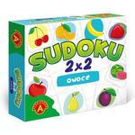 ALEXANDER GRA SUDOKU 2X2 OWOCE 6+ w sklepie internetowym Malako.pl