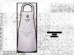 Victoria Vynn - Cosmetic apron - Fartuch kosmetyczny - biały w sklepie internetowym Abant