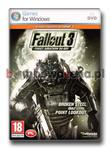 Fallout 3 Broken Steel + Point Lookout (PC) PL, pakiet dodatków w sklepie internetowym Bombowacena.pl