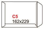 Koperty białe C5 klejone na mokro /500/ WZ w sklepie internetowym Agena24