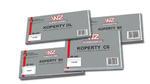 Koperty białe DL klejona na mokro /50/ WZ w sklepie internetowym Agena24