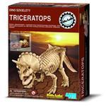 Triceratops Wykopaliska - Model Dinozaura  do Złożenia 4M w sklepie internetowym Edukraina.pl