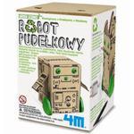 Robot Pudełkowy Zabawka Ekologiczna - 4M w sklepie internetowym Edukraina.pl