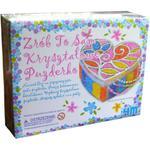 Zrób To Sam Kryształowe Puzderko - 4M w sklepie internetowym Edukraina.pl