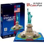 Puzzle 3D Statua Wolności - Cubic Fun w sklepie internetowym Edukraina.pl