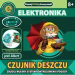 Czujnik Deszczu Elektronika Dla Dzieci Prof. Albert - Dromader w sklepie internetowym Edukraina.pl