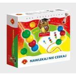 Nawlekaj nie czekaj mini - gra edukacyjna Alexander w sklepie internetowym Edukraina.pl