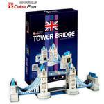 Puzzle 3D Tower Bridge - Cubic Fun w sklepie internetowym Edukraina.pl