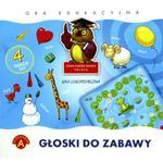 Głoski do zabawy - Gra edukacyjna Alexander w sklepie internetowym Edukraina.pl