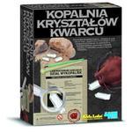 Kopalnia Kryształów Kwarcu - 4M w sklepie internetowym Edukraina.pl