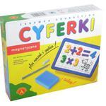 Cyferki Magnetyczne Z Tablicą - Alexander w sklepie internetowym Edukraina.pl