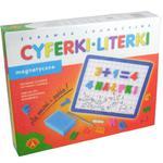 Cyferki I Literki Magnetyczne - Alexander w sklepie internetowym Edukraina.pl