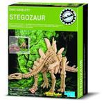 Wykopaliska Stegosaurus - 4M w sklepie internetowym Edukraina.pl