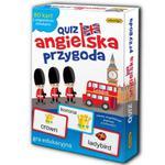 Gra Quiz Angielska Przygoda - Adamigo w sklepie internetowym Edukraina.pl