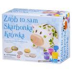 Skarbonka Krówka - 4M w sklepie internetowym Edukraina.pl