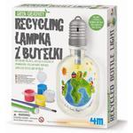 Recykling Lampka Z Butelki - 4M w sklepie internetowym Edukraina.pl