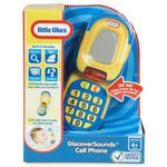 Niebieski Telefon Muzyczne Odkrycia - Little Tikes w sklepie internetowym Edukraina.pl