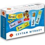 Gra Czytam Wyrazy - Alexander w sklepie internetowym Edukraina.pl
