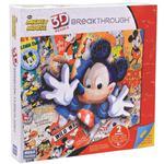 Puzzle 3D Myszka Miki Poziom 2 - Mega Blocks w sklepie internetowym Edukraina.pl