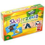 Gra Skojarzenia Puzzle - Alexander w sklepie internetowym Edukraina.pl