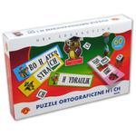 Puzzle Ortograficzne H i Ch Maxi - Alexander w sklepie internetowym Edukraina.pl