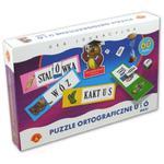 Puzzle Ortograficzne U I Ó Maxi - Alexander w sklepie internetowym Edukraina.pl