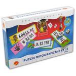 Puzzle Ortograficzne Rz I Ż Maxi - Alexander w sklepie internetowym Edukraina.pl