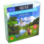 Gra Quiz Przyroda i Geografia Polski - Alexander w sklepie internetowym Edukraina.pl
